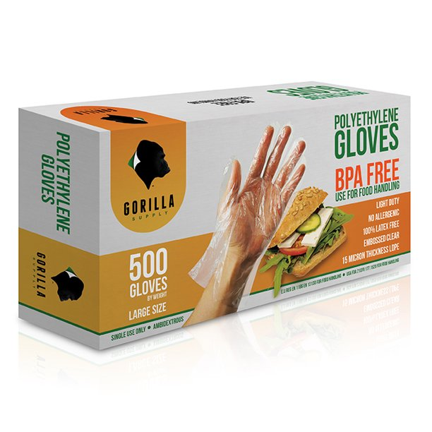 Disposable Gloves COVID