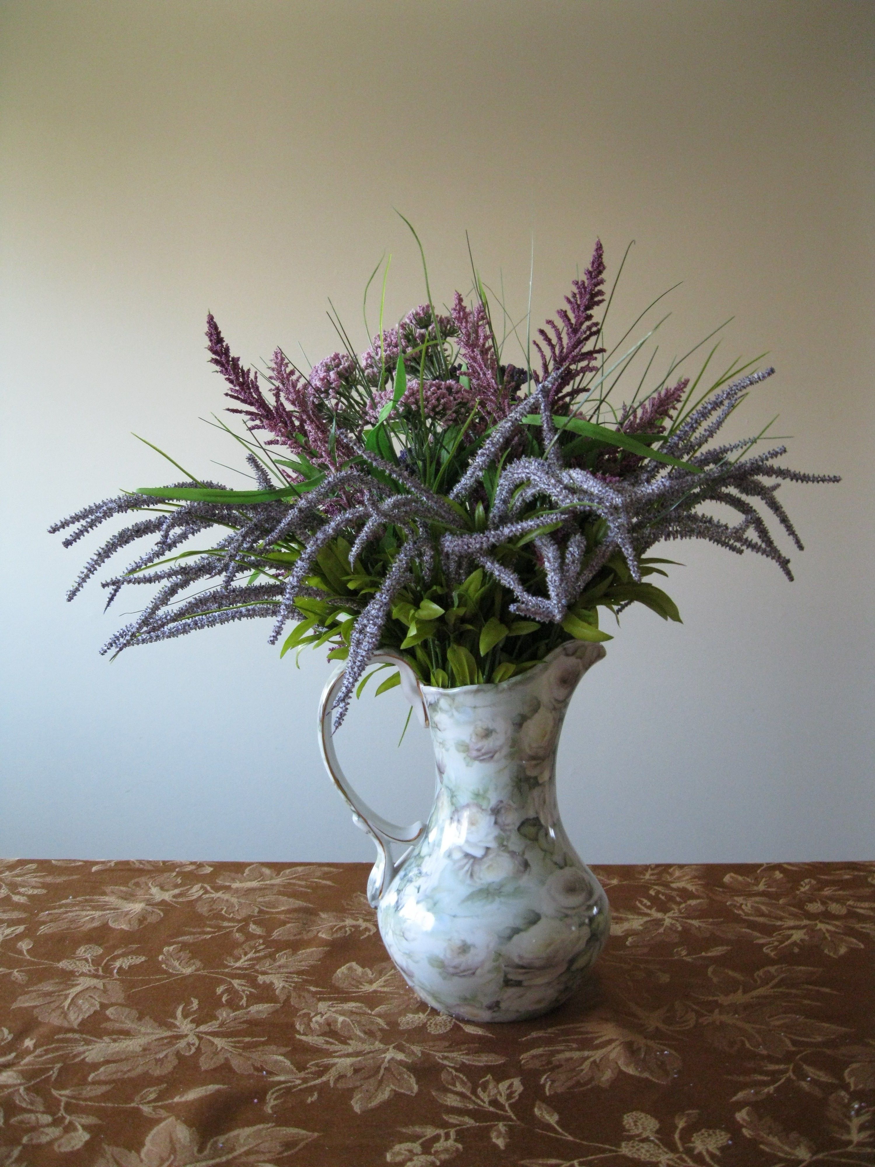 Heather Floral Arrangement