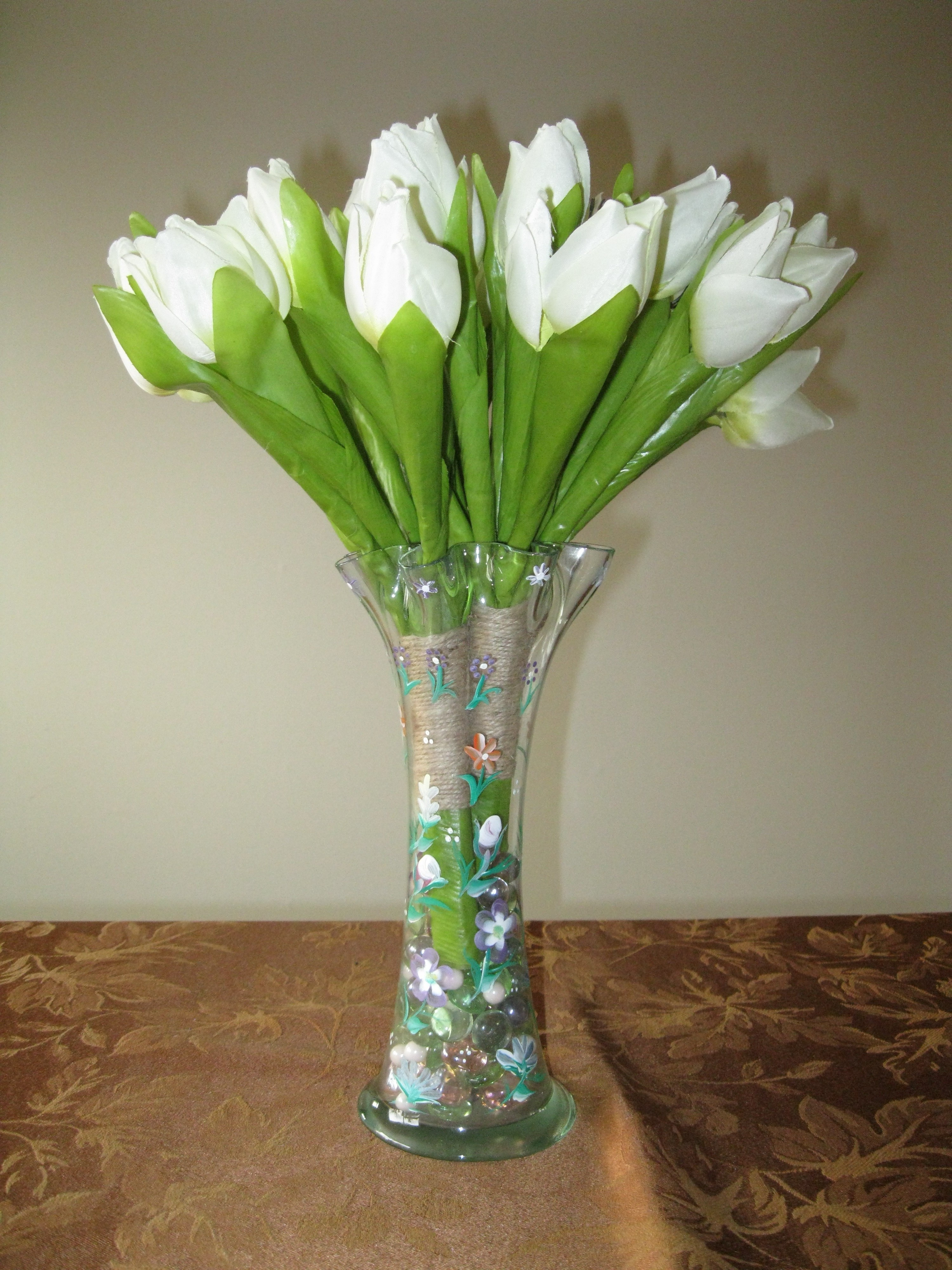 Tulips Floral Arrangement